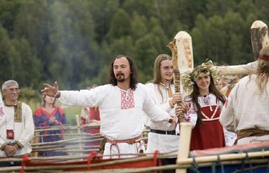 Белорусская свадьба обычаи и традиции